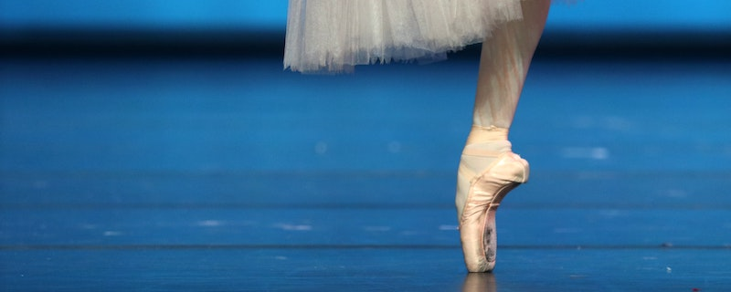 Ballet performance as a holiday activity.