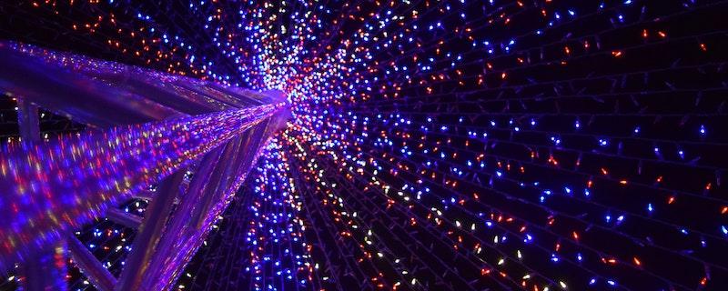 Christmas lights holiday activites.