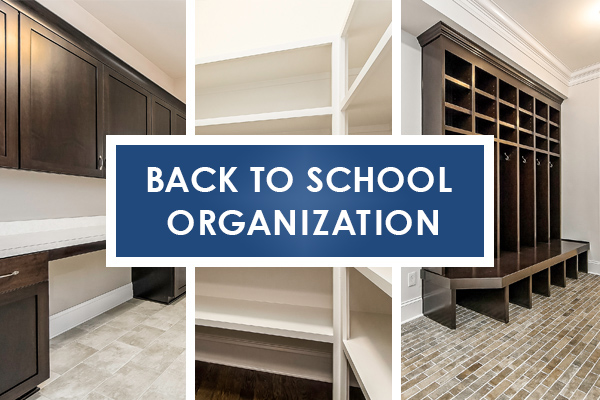 5 Tips to Organize Your Family for School