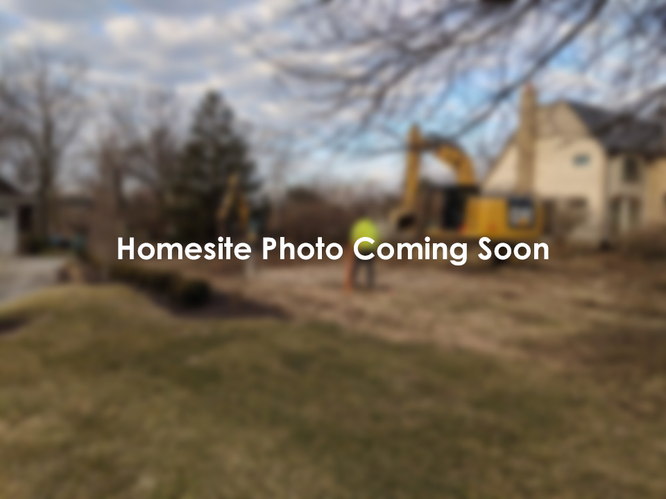 Homesite #122 at Jerome Village's Cranberry Neighborhood Plain City, OH