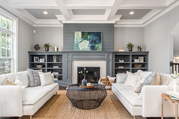 About Compass Homes custom home builder.
