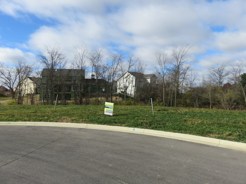 Homesite #252 at Jerome Village's Arrowwood Neighborhood Plain City, OH