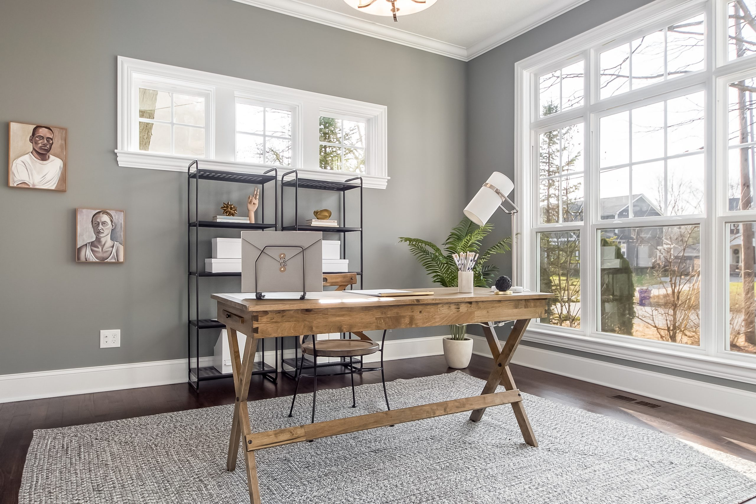 5 Tips for Creating a Private Workspace in Your Home