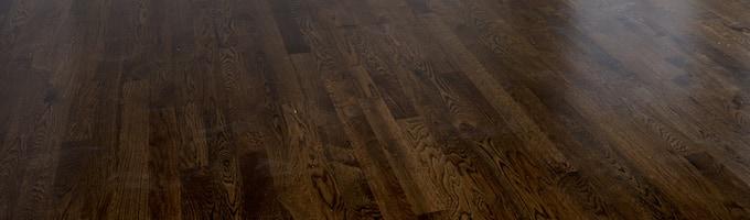 Wood flooring options.